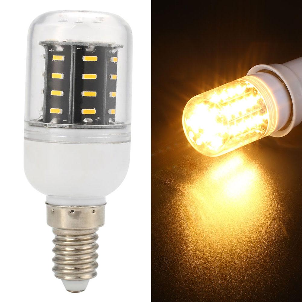 110v 3w Corn 4014 Led Bulb Energy Efficient Lamp Replace Bar Light Warm White Ebay