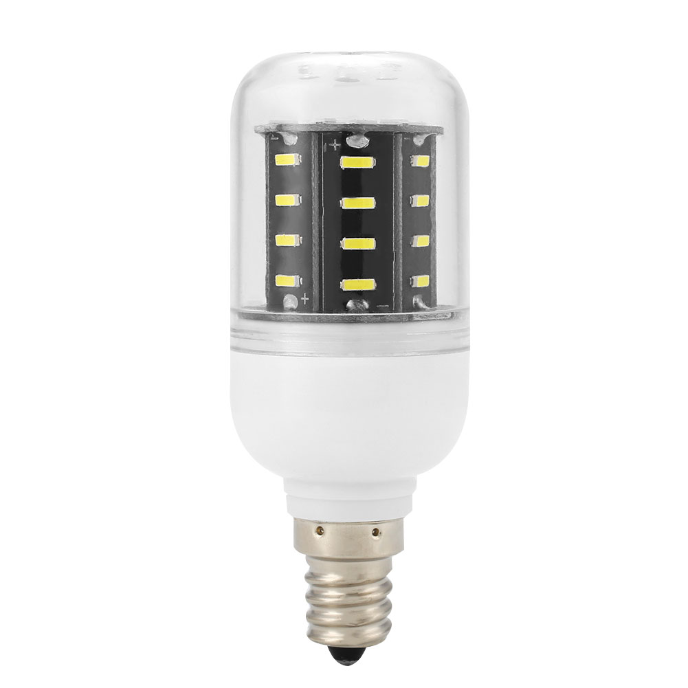 110V 3W Corn 4014 LED Bulb Energy Efficient Lamp Replace ...