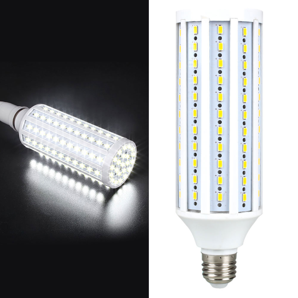 b22 e14 e27 ac 220v 40w corn smd 5730 led bright bulb home bar light pure white ebay. Black Bedroom Furniture Sets. Home Design Ideas