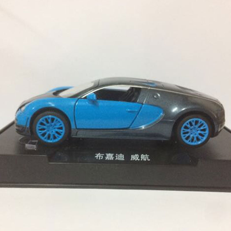 1 32 bugatti veyron car model autos escala pull back toys araba for kids ebay. Black Bedroom Furniture Sets. Home Design Ideas