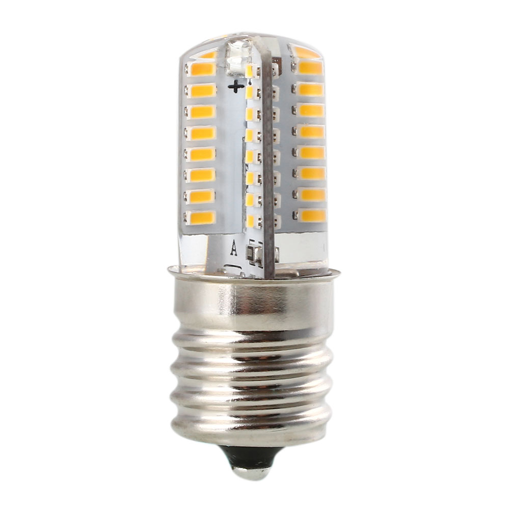 E17 110/220V 5W Corn SMD LED Silica Gel Bulb Lamp Home ...