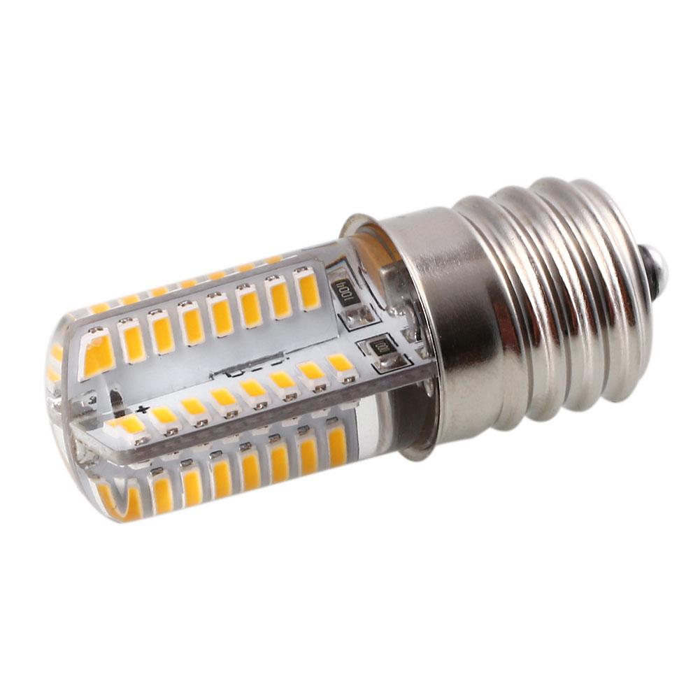 e17 110 220v corn smd led bright silica gel bulb lamp home. Black Bedroom Furniture Sets. Home Design Ideas