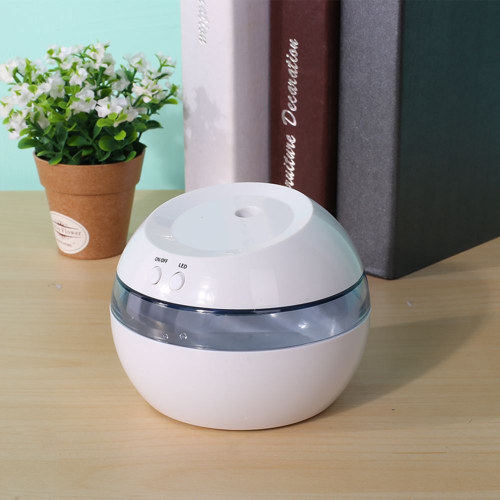 Aroma Lite Diffuser ~ Mini led light essential oil lamp aromatherapy electric