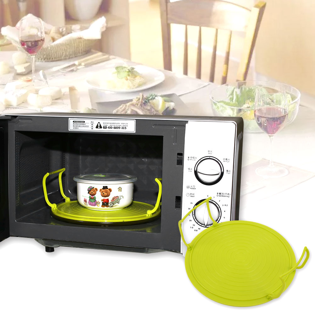microwave oven cover dish plate holder insulated tray. Black Bedroom Furniture Sets. Home Design Ideas