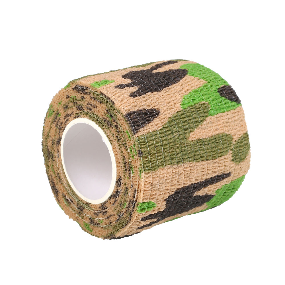 86D5-5cmx2m-Hunting-Rifle-Shooting-Camping-Camouflage-Stealth-Tape-Camo-Wrap