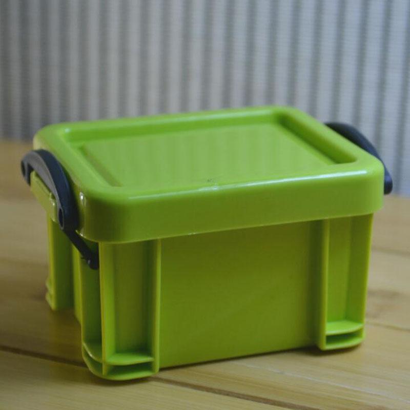 550A-Mini-Plastic-Storage-Box-Buckle-Home-Container-Organizer-Lid-Container