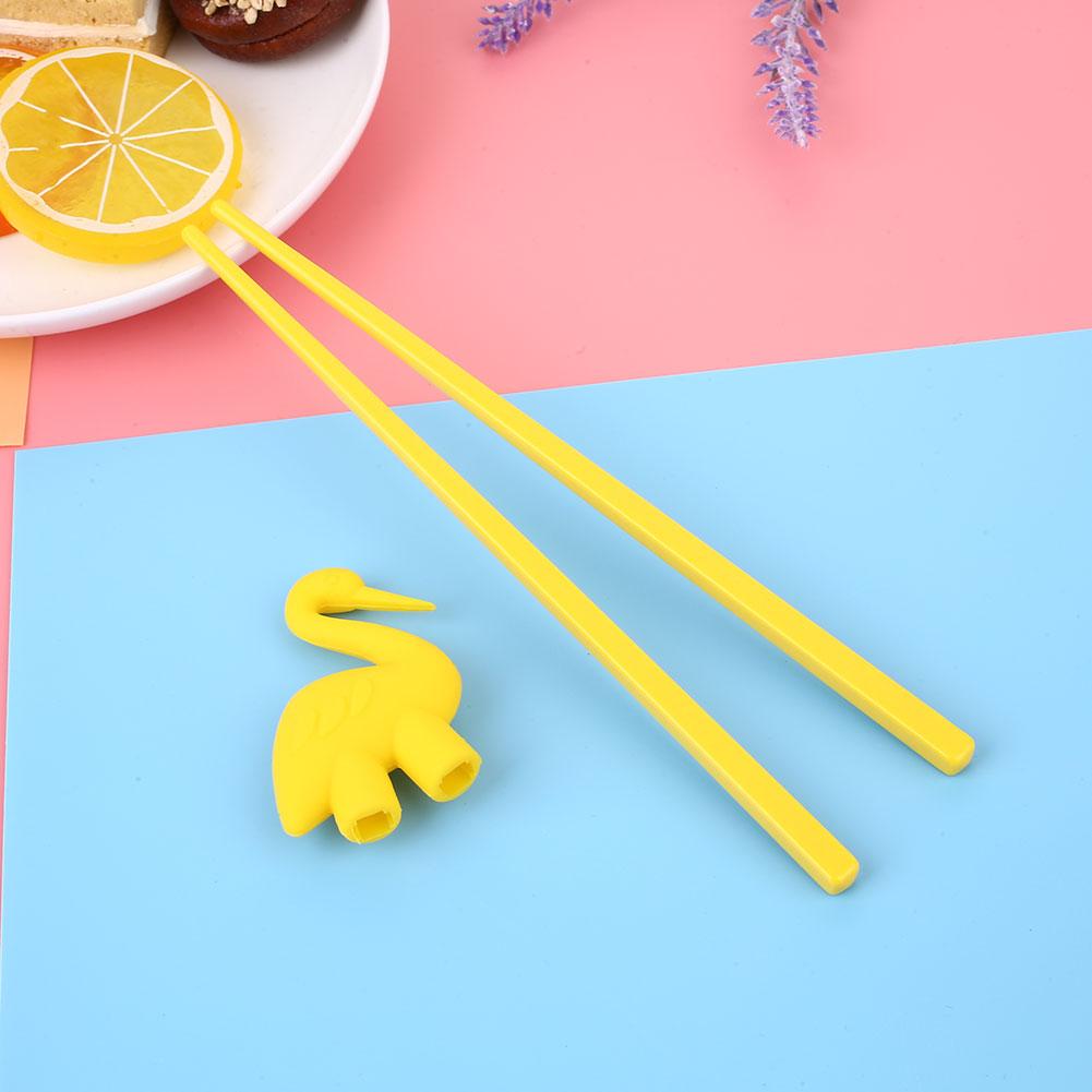 0BB4-1-Pair-Kids-Children-Training-Helper-Learning-Bird-Fun-Cute-Chopsticks