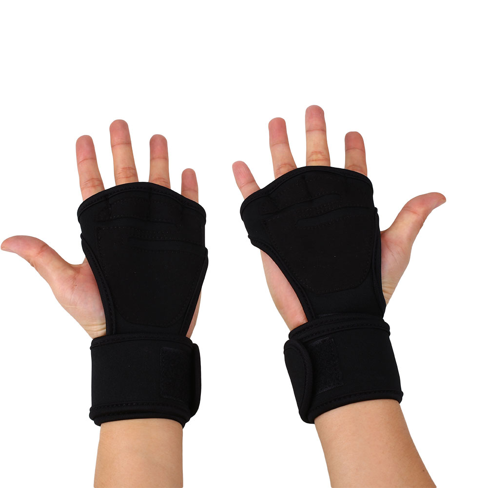 Fitness Weight Lifting Gloves: Men Women Fitness Weight Lifting Gloves Workout Exercise