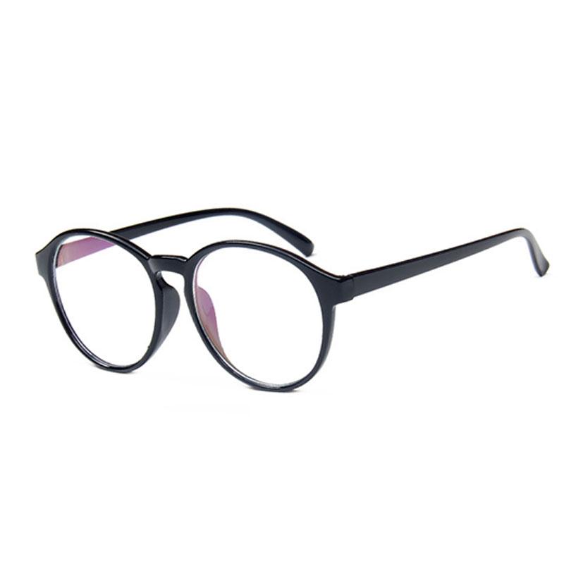 Eyeglass Frames Unisex : Vintage Unisex Glasses Retro Round Optical Frame ...