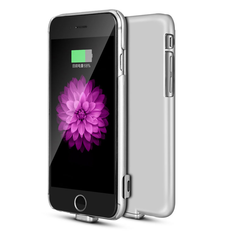 Top Thin External Charger Battery Power Bank Case Cover ...