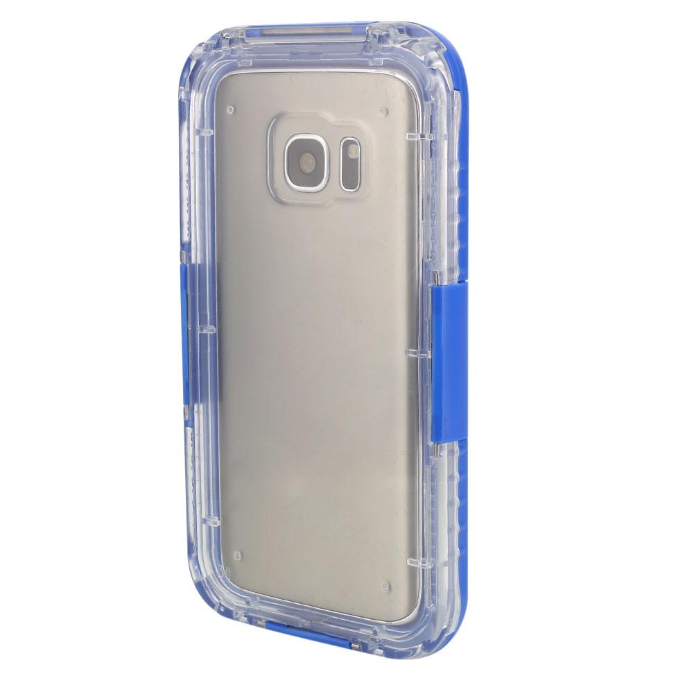 for samsung galaxy s7 edge waterproof shockproof dirtproof hard phone case cover. Black Bedroom Furniture Sets. Home Design Ideas