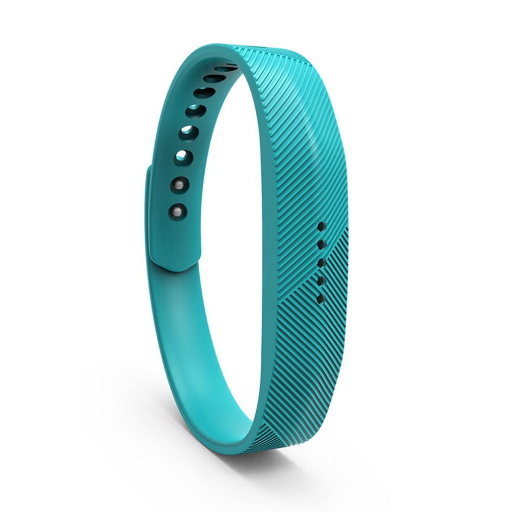 Sport Silicone Wrist Band Strap Bracelet For Fitbit Flex 2 ...