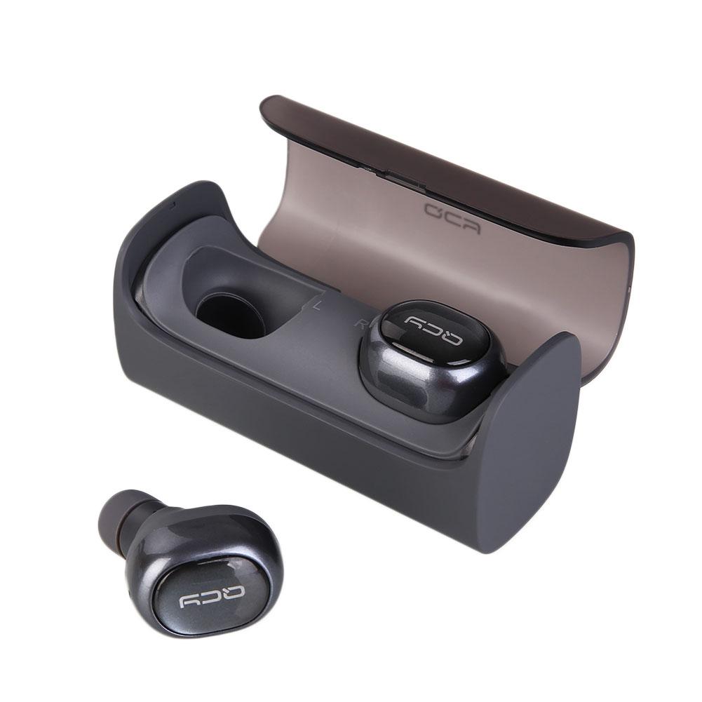 qcy q29 q26 mini true wireless bluetooth stereo headset earphone inear headphone ebay. Black Bedroom Furniture Sets. Home Design Ideas
