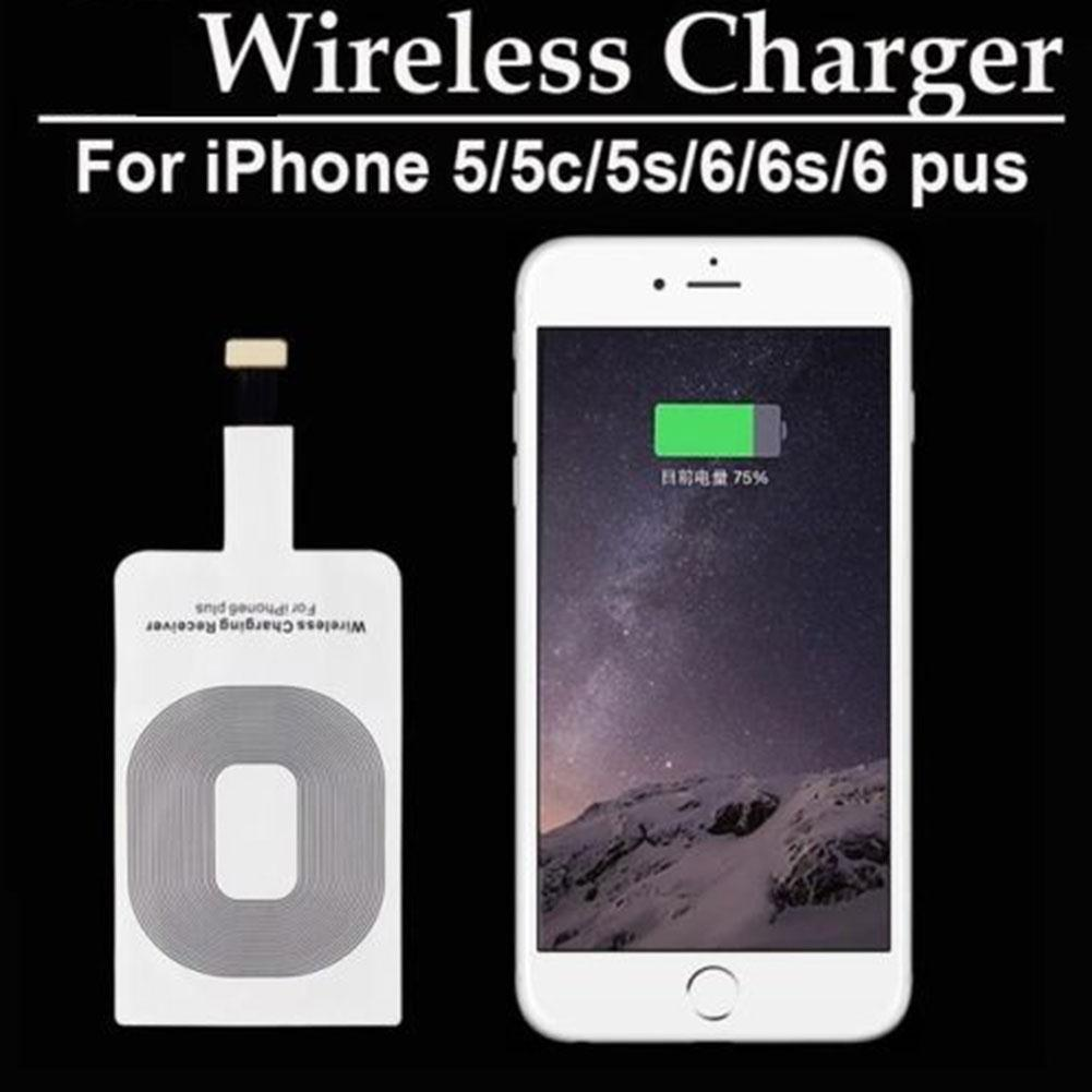 qi wireless charging pad induktion ladeger t f r apple iphone 7 6s 6 se 5s plus ebay. Black Bedroom Furniture Sets. Home Design Ideas