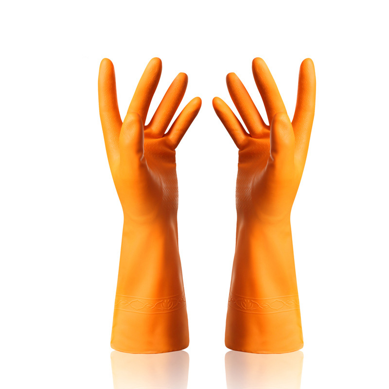 how to make rubber gloves at home