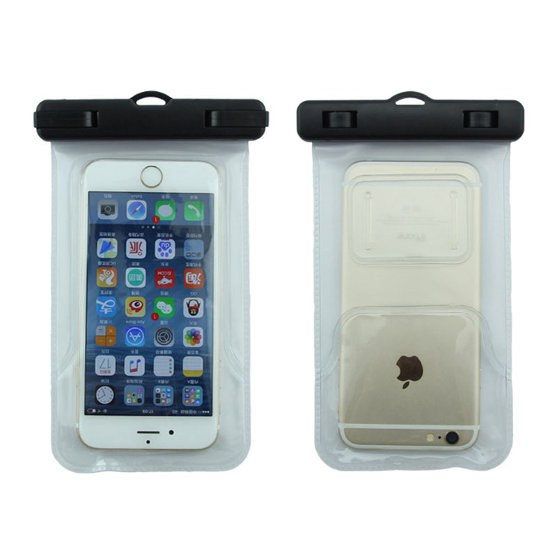 underwater phone pouch waterproof dry bag case cover for iphone smart phone ebay. Black Bedroom Furniture Sets. Home Design Ideas