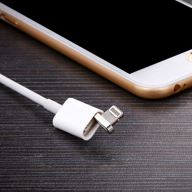 Micro USB Charging Cable Magnetic Adapter Charger For Android Samsung iphone HTC