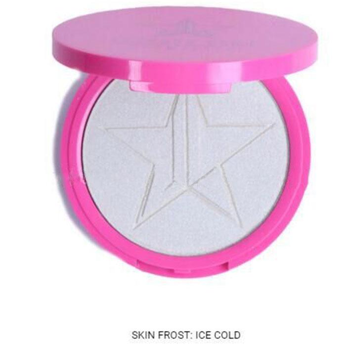 Beauty Makeup Highlighter Powder Palette 8 Shades Christmas