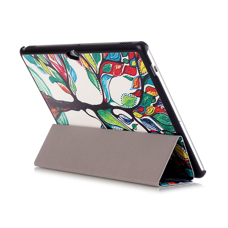 pu smart cover for lenovo tab3 10 plus tab x103f 10 1 inch tablet pc folio case ebay. Black Bedroom Furniture Sets. Home Design Ideas