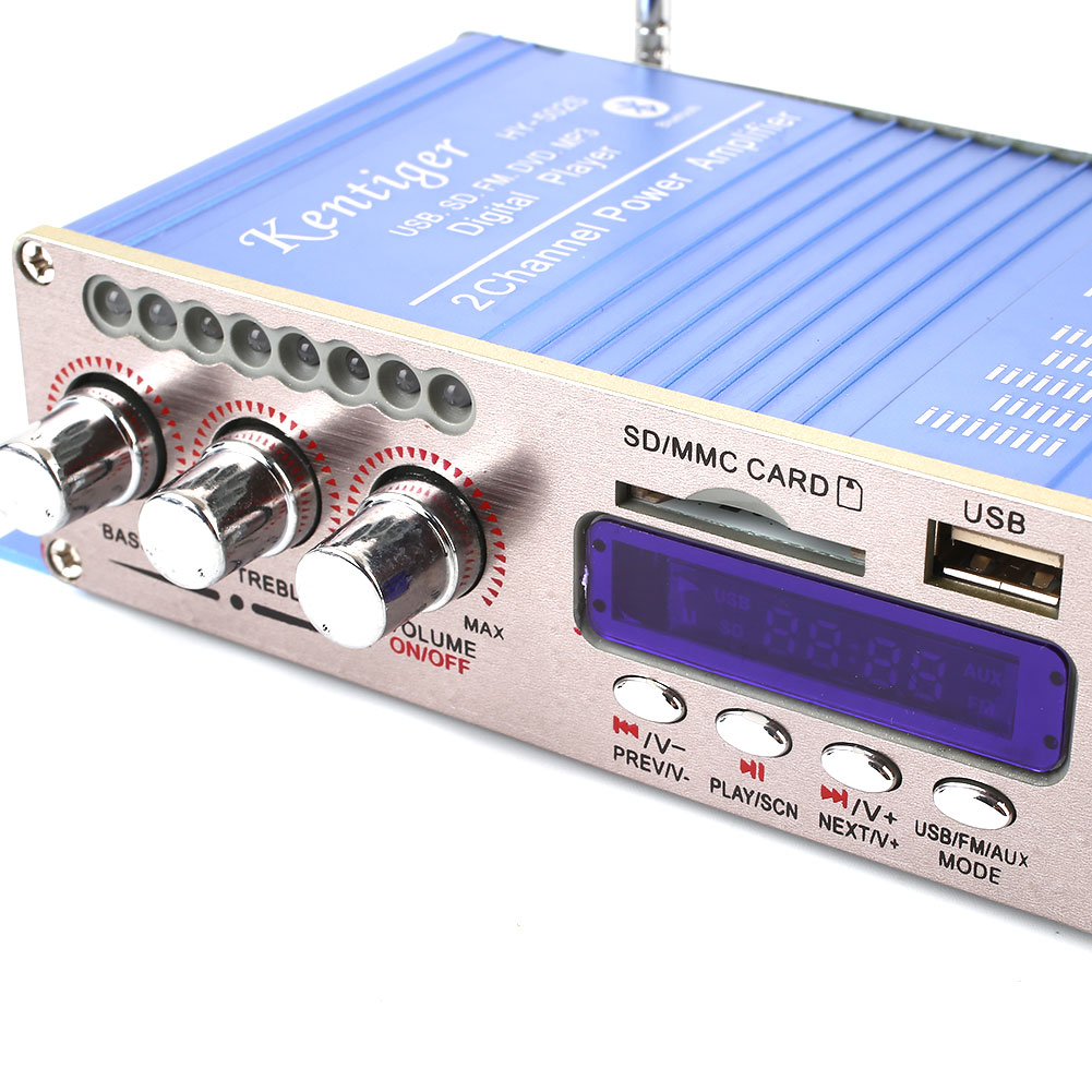 ซื้อ [Global]Wireless Bluetooth Amplifier Audio Amplifier