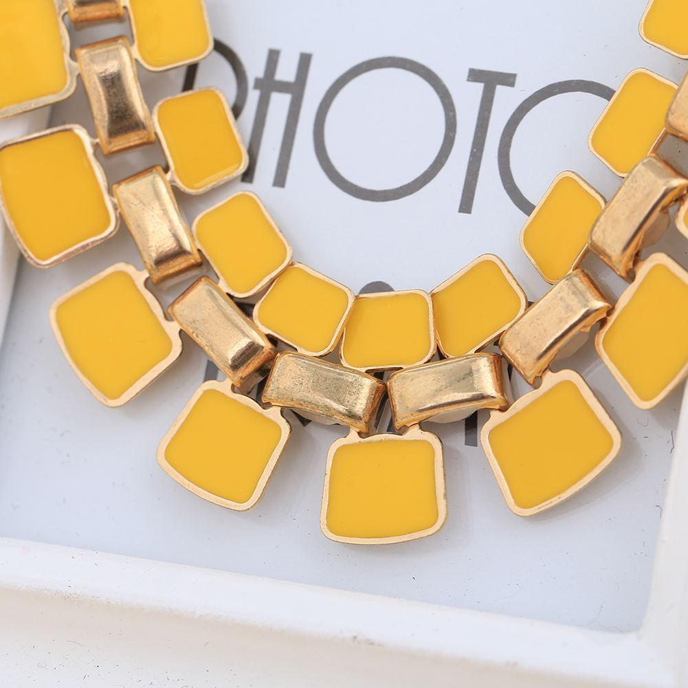 6F5E-Women-Gallant-Square-Enamel-Chain-Pendant-Necklace-charm-overstate-choker