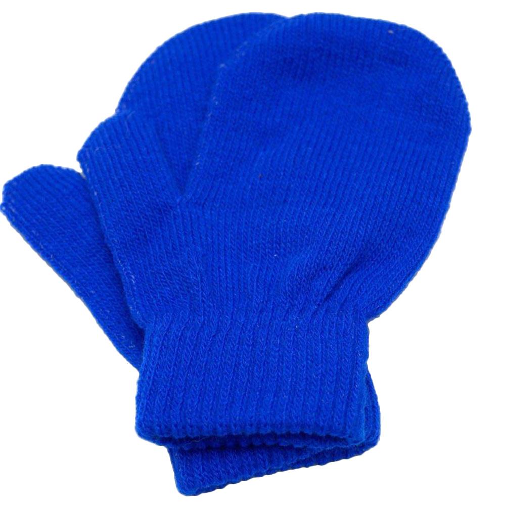Baby Mittens Gloves Boys Solid Winter Kids Unisex Gloves
