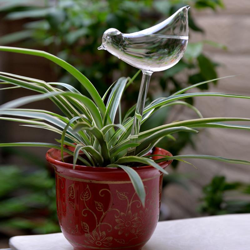 D44F-Bird-Shaped-Glass-Watering-Flower-Planter-Water-Feeder-Home-Garden-Decor