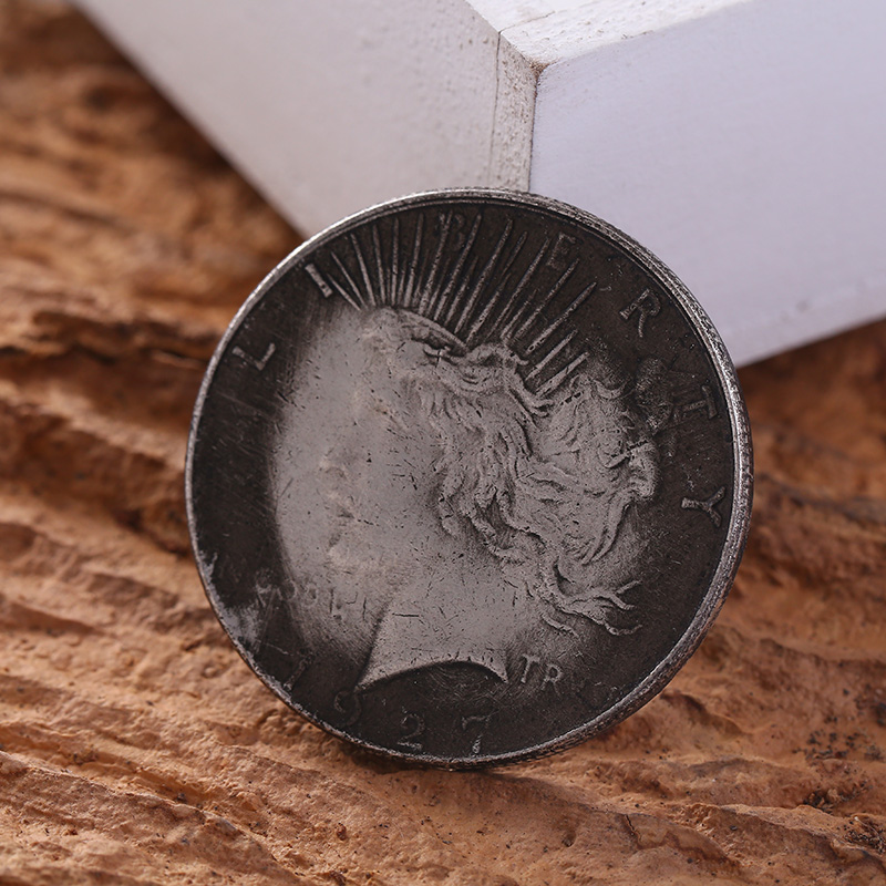 BEAB-Round-Year-American-Silver-Coins-Commemorative-Collection-Lovers-Gift