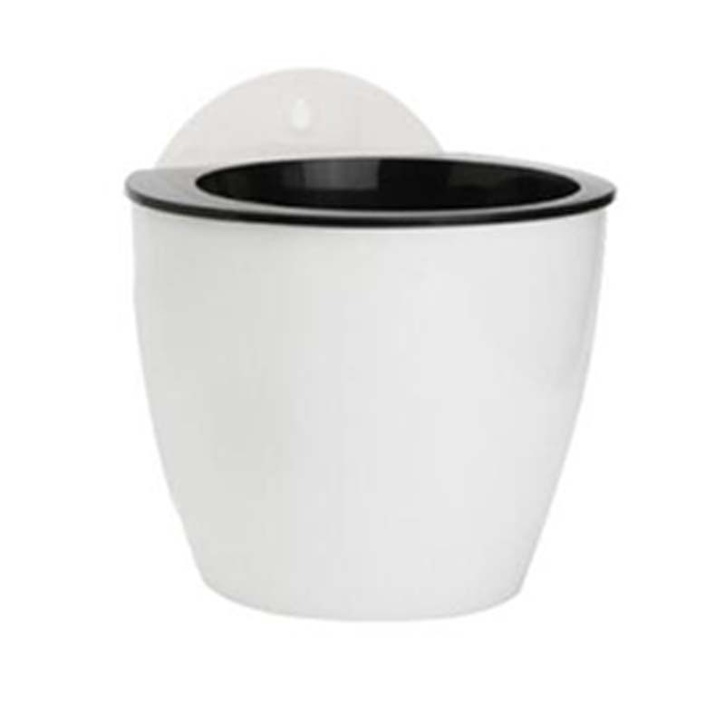 C621-Self-Watering-Plant-Pot-Wall-Hanging-Plastic-Planter-Basket-Home-Garden