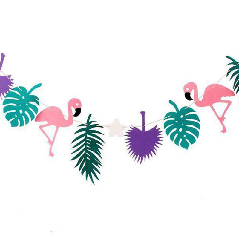 9A1D-Flamingo-Pineapple-Summer-Banner-Garland-Bunting-Party-Decor-Supply-DIY