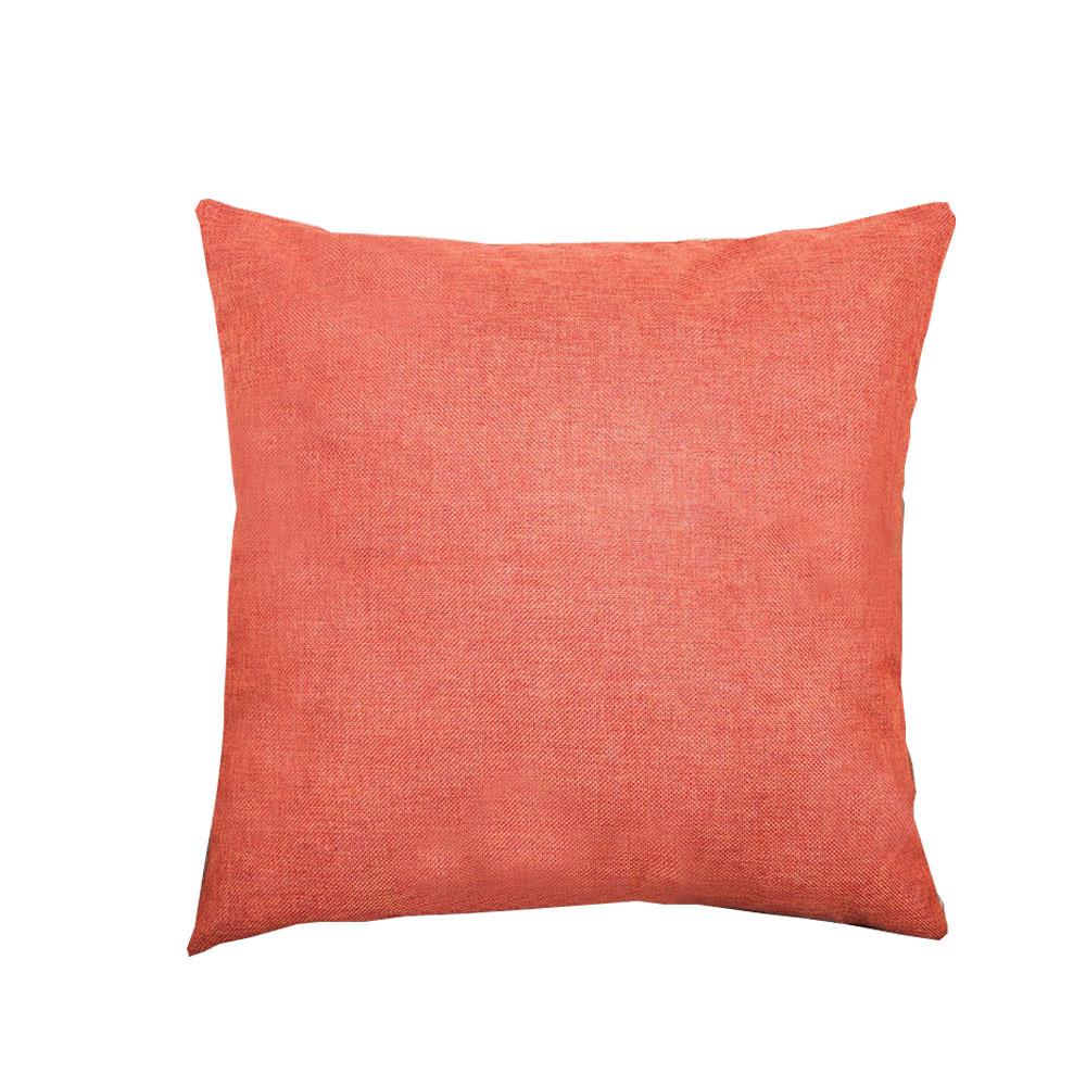 BEDA Throw Pillow Cases Cotton Linen 45*45CM Home Textile Sofa Cushion Cover