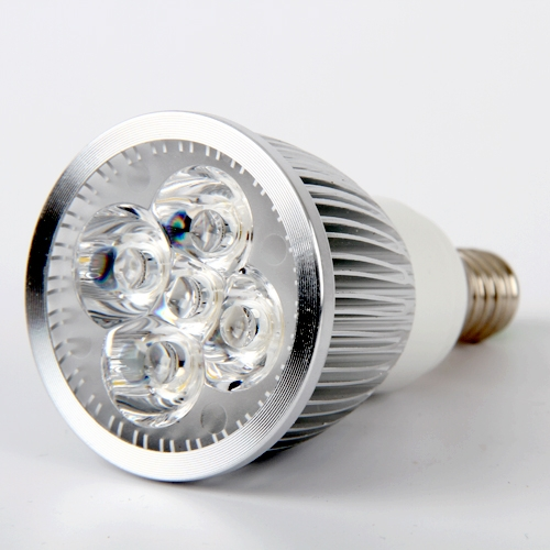 E14/E27/GU10 Weiß/Warmweiß 5x1w LED Spotlight Office/Haushalt Lampe Leuchte