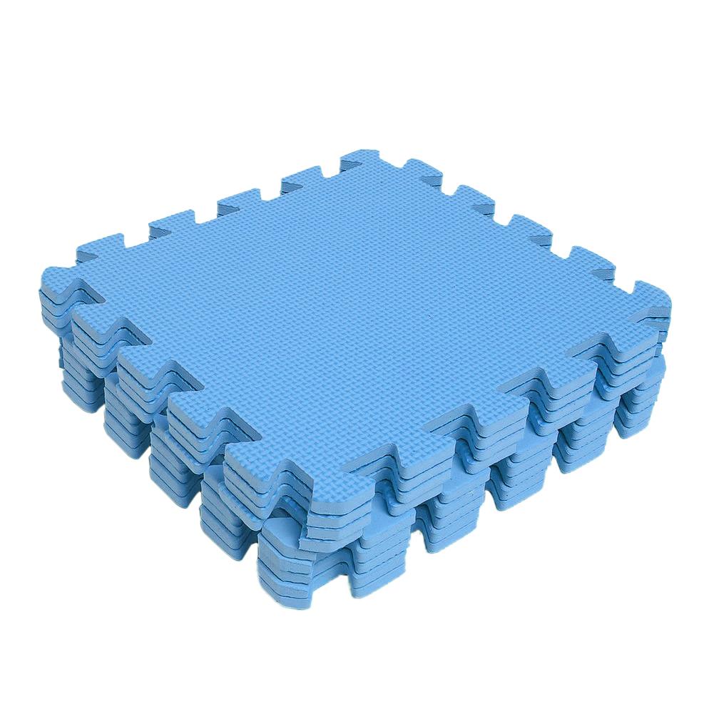 9pcs Exercise Play Kids Foam Gym Floor Flooring Mat ...