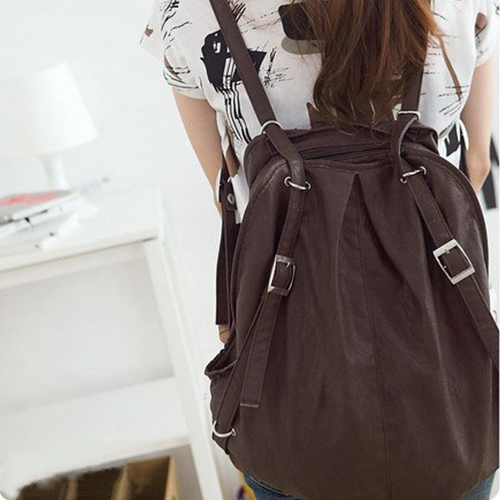 neu damen pu leder messenger hobo handtasche. Black Bedroom Furniture Sets. Home Design Ideas