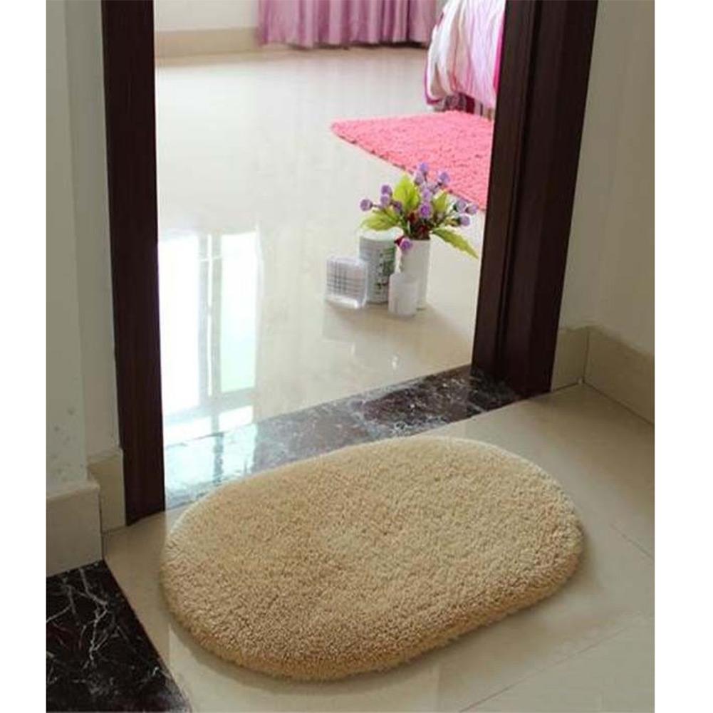 soft memory plush foam bath bathroom shower necessray mat rug khaki gift ebay