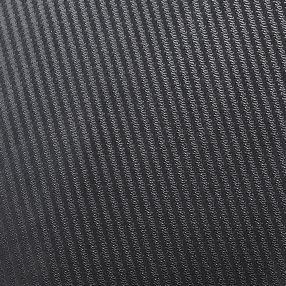 30cmx127cm real texture carbon film wrap vinyl decal car interior sticker black. Black Bedroom Furniture Sets. Home Design Ideas
