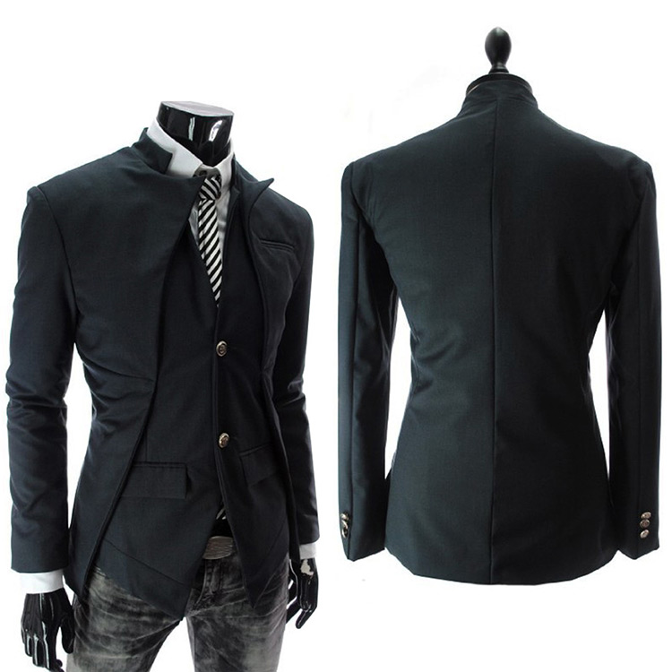 herren mantel anzug sakko blazer suits jacke business jackett hochzeit party hot ebay. Black Bedroom Furniture Sets. Home Design Ideas