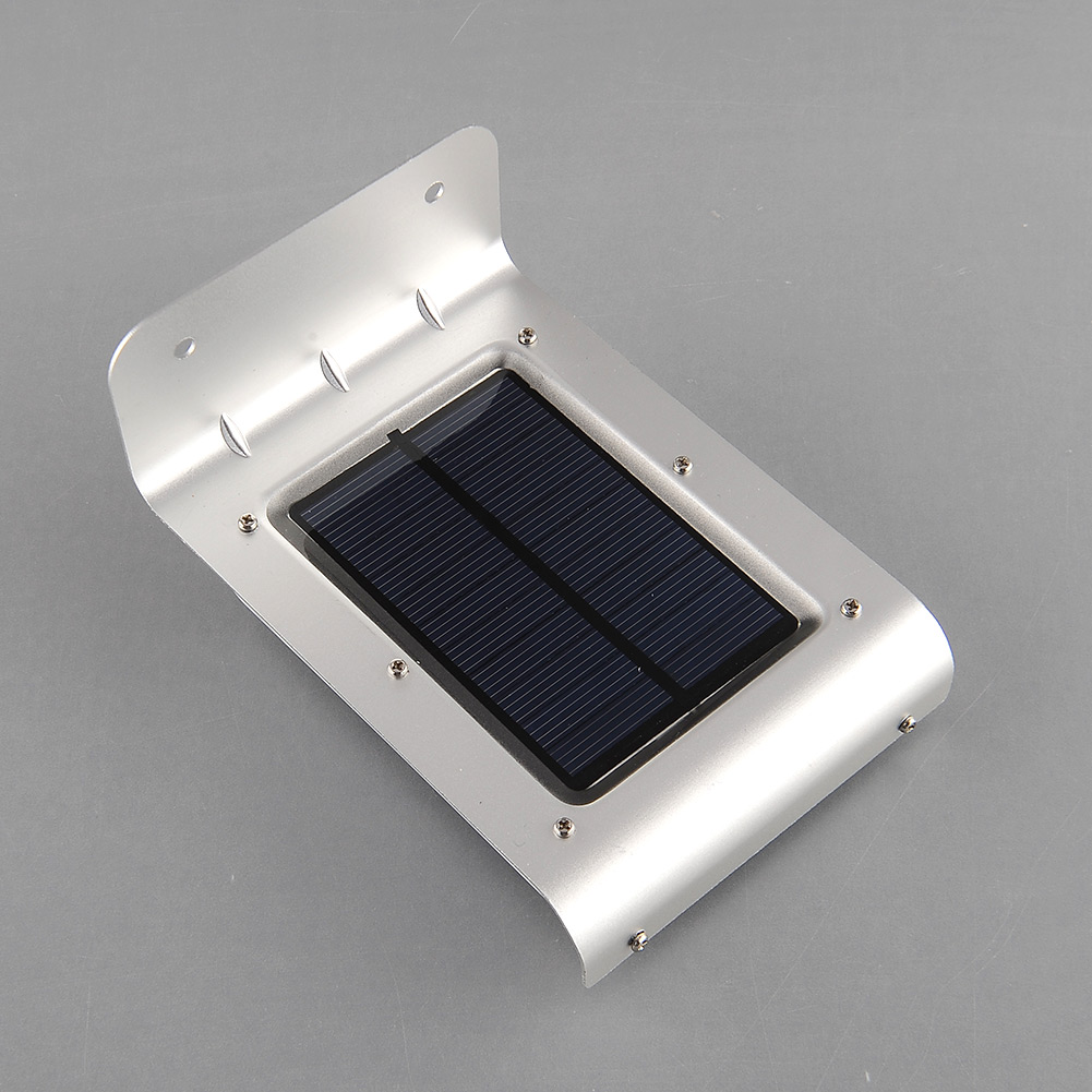 neu 2 generation 16 led solar energy k rper motion sensor. Black Bedroom Furniture Sets. Home Design Ideas
