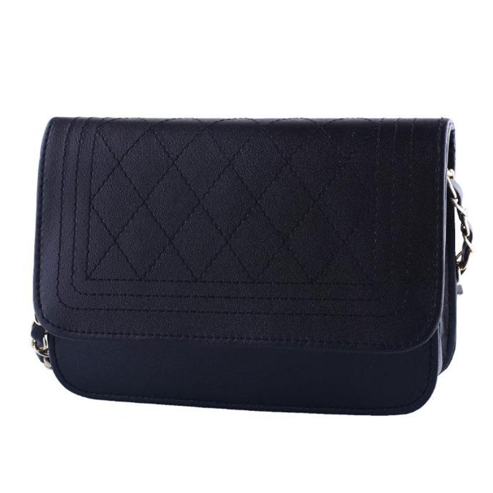 Hot Fashion Korean Women Hobo PU Messenger Handbag Shoulder Bag Totes Purse
