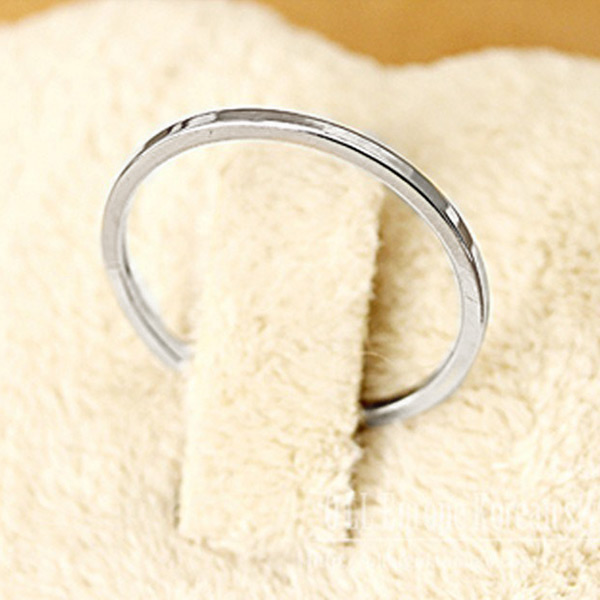 Plain Cute Fashion 5PC/Set Bronze Stack Ring Band Above Knuckle Mid Finger