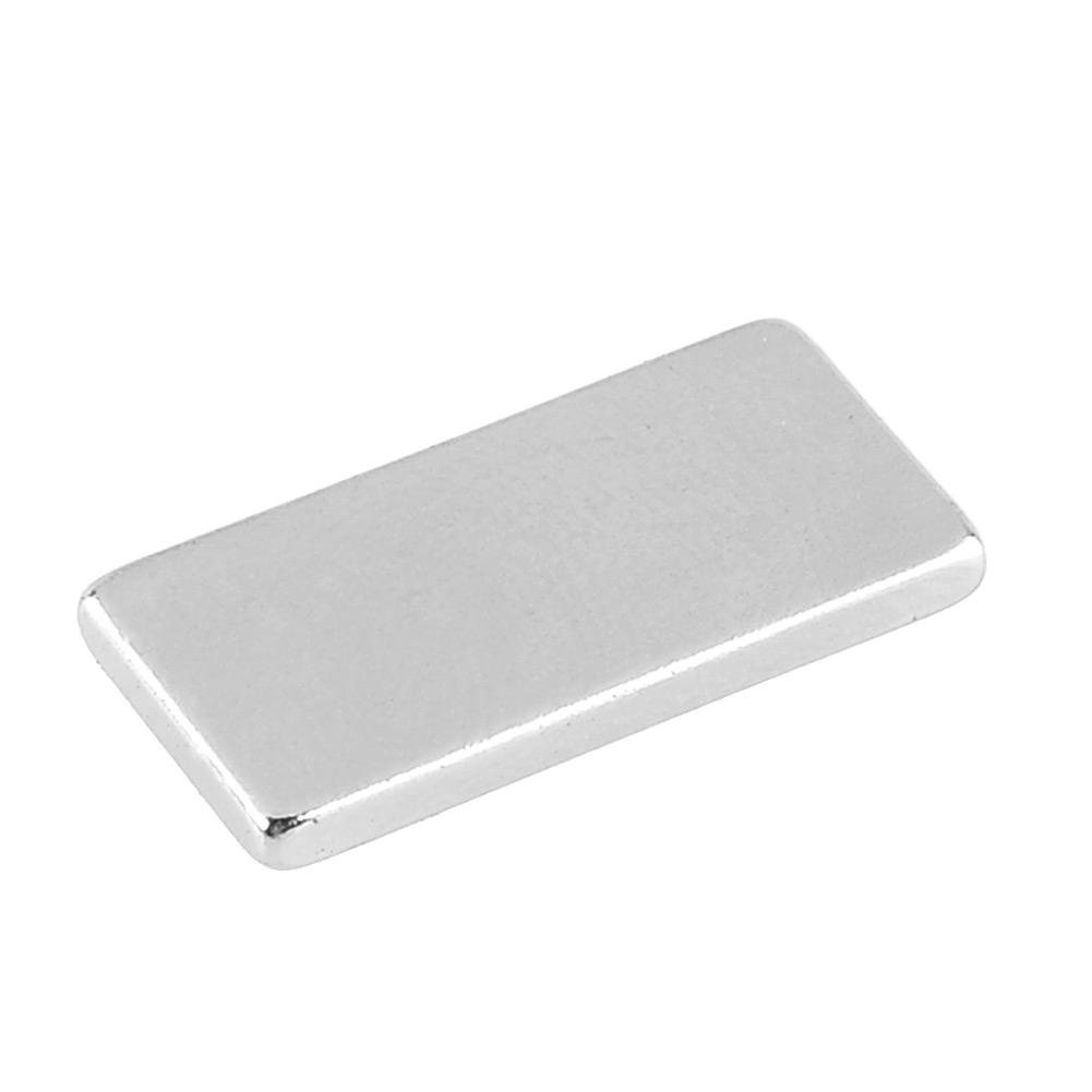 neu 10 st cke stark block quader magnete magnet neodym magnete 20x10x2 mm ebay. Black Bedroom Furniture Sets. Home Design Ideas