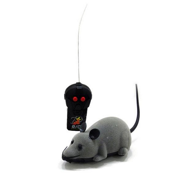 Neu rc elektronische ratte maus spielzeug fernbedienung