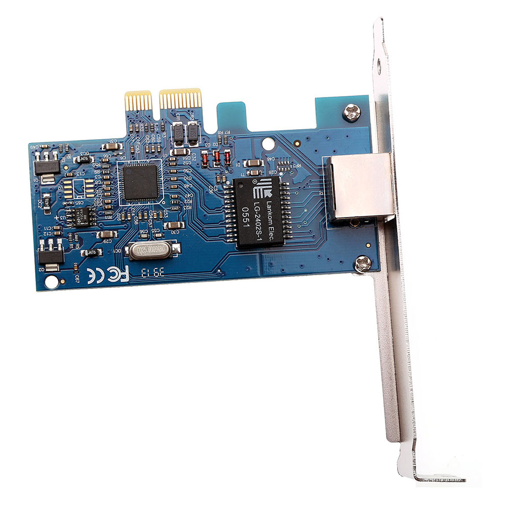 Gigabit-1G-Ethernet-LAN-Network-to-PCI-E-Expansion-Card-Super-fast-IEEE-802-3