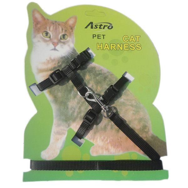 Cat Lead Harness Kitten Belt Nylon Strap Safety Rope Pet Band Adjustable