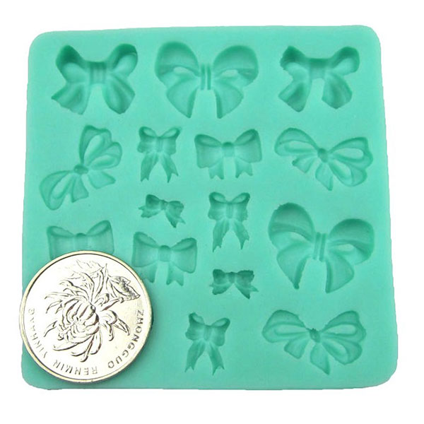 Christmas Fondant Cake Cutter Mold Cookie Baking Mould ...