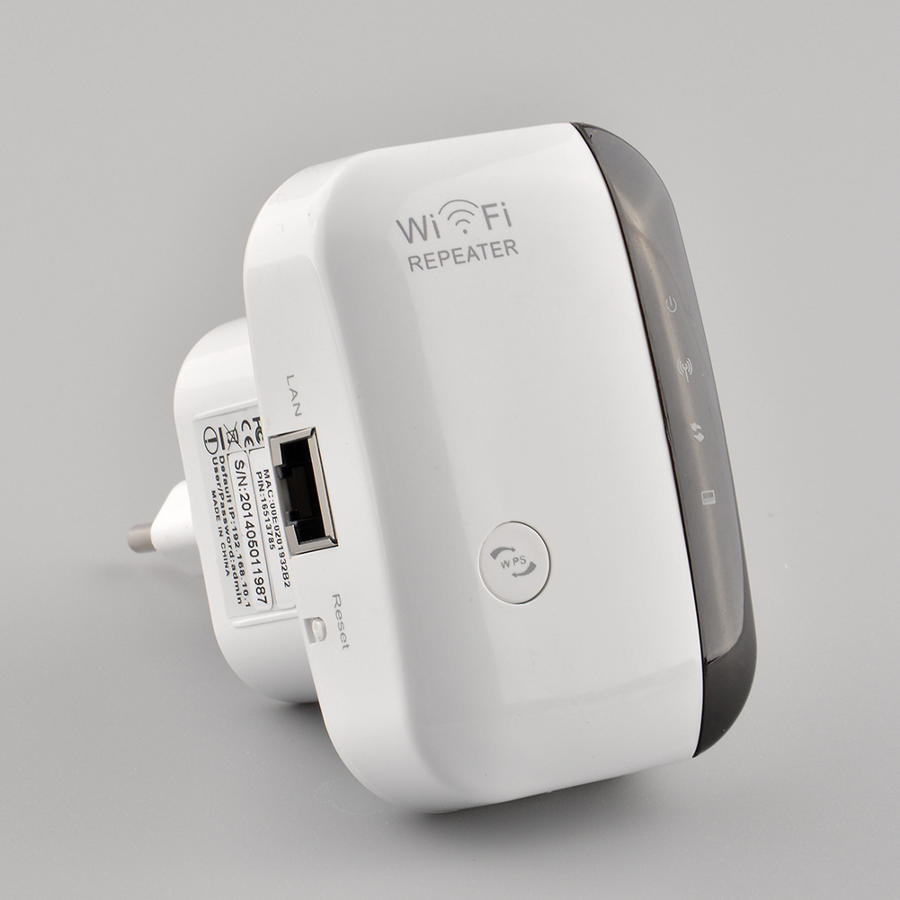 300Mbps Portable WLAN Network Range Extender Wireless WiFi ...