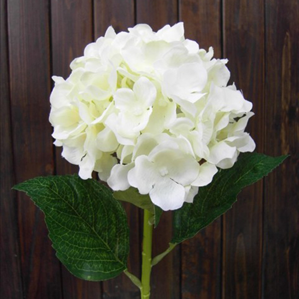 Faux Artificial Silk Floral Flower Bouquet Hydrangea Home Decor Craft