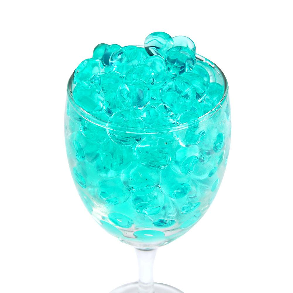 250/1000pcs Jelly Crystal Soil Bead Water Gel Beads Refill Wedding Party Decor