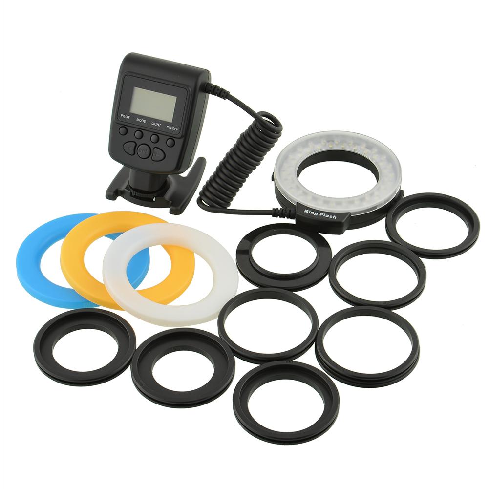 Camera Dslr Cameras Ebay new rf 550d flash light for canon nikon olympus panasonic dslr image is loading nikon