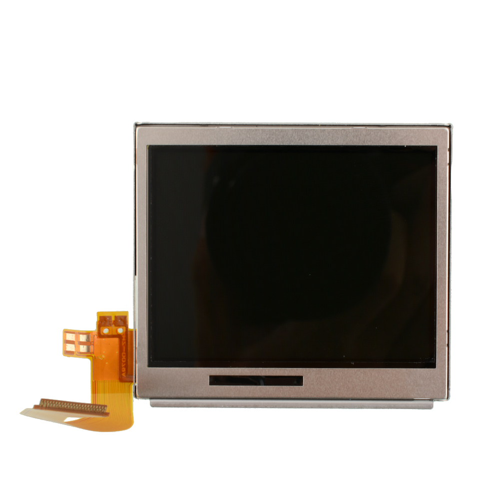 high quality top lcd display screen replacement for nintendo ds lite dsl ebay. Black Bedroom Furniture Sets. Home Design Ideas
